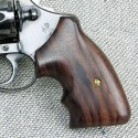 Colt pre '66 D-frames - Genuine Rosewood Secret Service Grips - SMOOTH