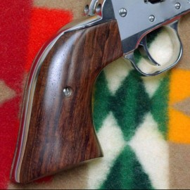 Colt SAA Rosewood Grips
