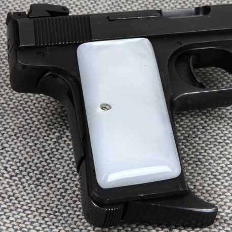 Browning .380 Pistol Ultra White Pearl Grips