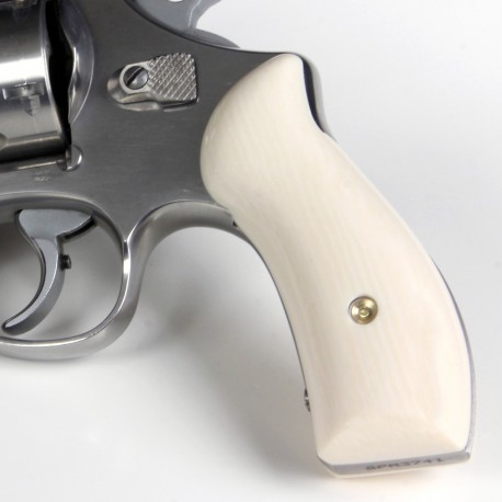 Ultra Ivory N Round Frame Premium Standard Sized Grips