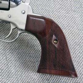 "Ruger ""Baby Vaquero"" .32 H&R Rosewood Gunfighter Grips"