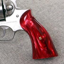 Ruger Redhawk Red Kirinite Grips