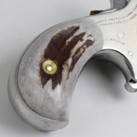 North American Arms Mini Derringer .22 mag. American Elk Grips