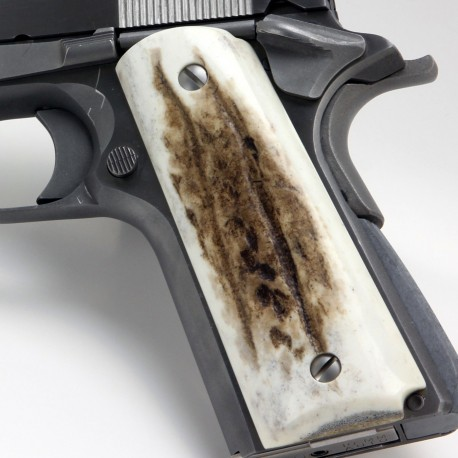 American Elk Grips for the 1911