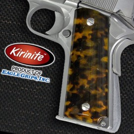 Kirinite™ TORTOISE SHELL Grips for the 1911