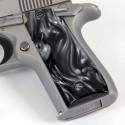 Colt .380 Mustang Kirinite® Black Pearl Grips