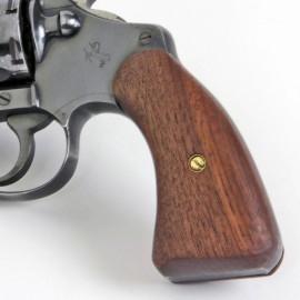 Colt Pre 66 D-Frames - Walnut Panel Grips - SMOOTH