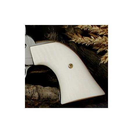 Ruger Super Blackhawk Kirinite Ivory Panel Grips