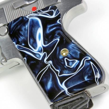 Interarms Walther PPK/S Kirinite Pistol Grips - Imitation BLACK PEARL