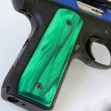 Ruger 22/45 .22lr Kirinite® Green Pearl Grips