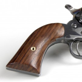 Ruger Bearcat Rosewood Revolver Grips - SMOOTH