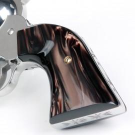 Ruger New Vaquero Kirinite® Goddess Gunfighter Grips Smooth