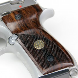 Beretta 92/M9 Series East Indian Rosewood Grips
