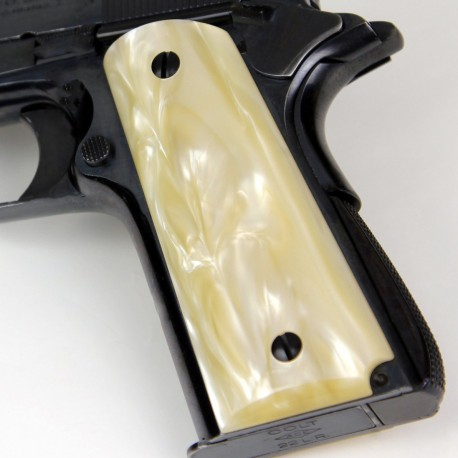 1911 - Kirinite™ Antique Pearl Pistol Grips