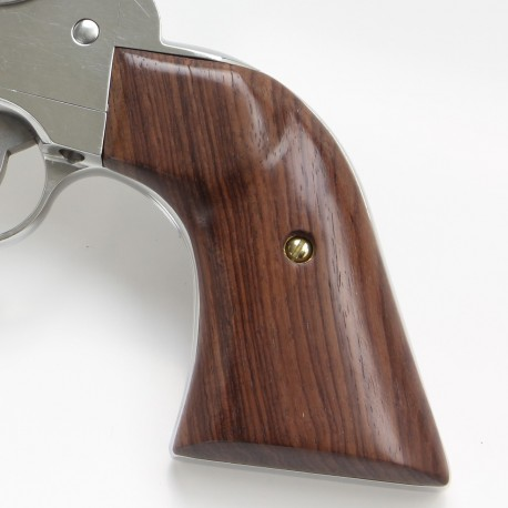 Ruger Vaquero Rosewood Gunfighter Grips Smooth