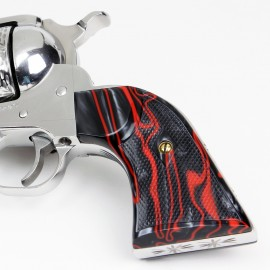 Ruger New Vaquero Kirinite® Lava Flow Gunfighter Grips