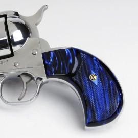 Ruger Birdshead Gunfighter Kirinite® Blue Pearl Grips