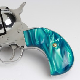 Ruger Birdshead Gunfighter Kirinite® Aqua Marine Grips