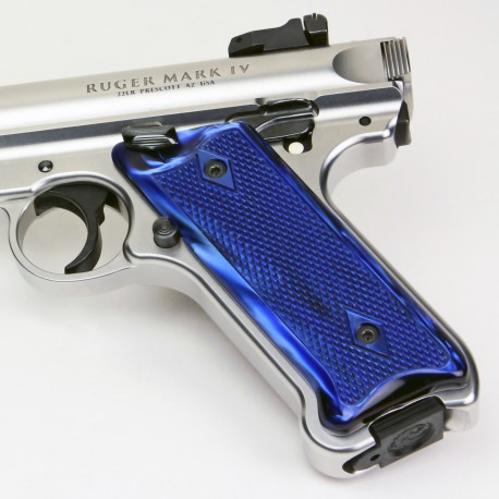 Ruger Mark IV Blue Pearl Kirinite® Grips