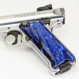 Ruger Mark IV Blue Pearl Kirinite® Grips
