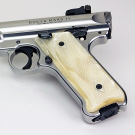 Ruger Mark IV Antique Pearl Kirinite® Grips