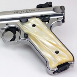 Ruger Mark IV Antique Pearl Kirinite® Grips