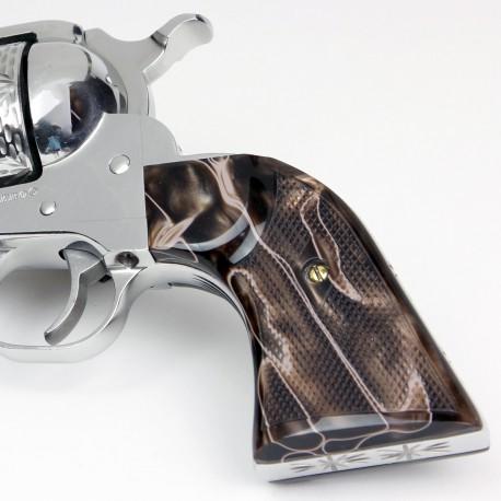 Ruger Bisley Gunfighter Kirinite Desert Camo Grips