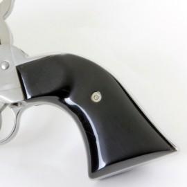 Ruger Bisley Gunfighter Black Polymer Grips Smooth