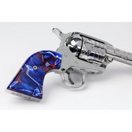 Ruger Bisley Gunfighter Kirinite Patriot Grips