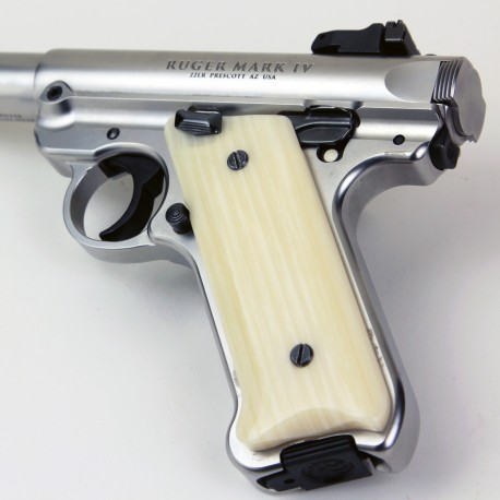 Ruger Mark IV Kirinite® Ivory Grips