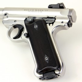 Ruger Mark IV Ebony Grips