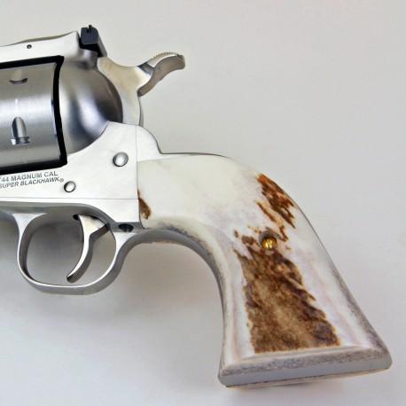 Colt SAA American Elk Grips