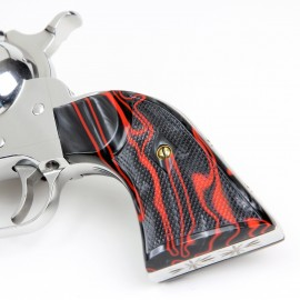 "Ruger ""Old"" Vaquero Kirinite® Lava Gunfighter Grips"