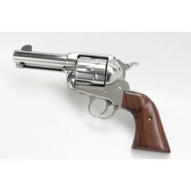 Virginian Dragoon GENUINE ROSEWOOD Revolver Grips - SMOOTH