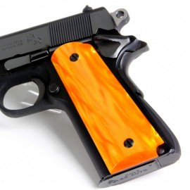 Baby Browning .25 Auto Kirinite® Solar Flare Grips
