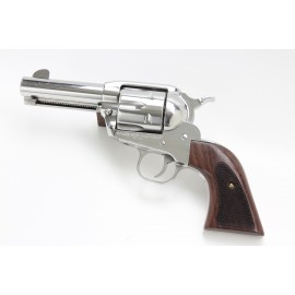 Navy Arms Schofield Rosewood Checkered Grips