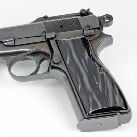 Beretta 92/M9 Series Kirinite Black Pearl Grips