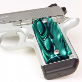 Browning Hi Power Kirinite® Emerald Bay Grips