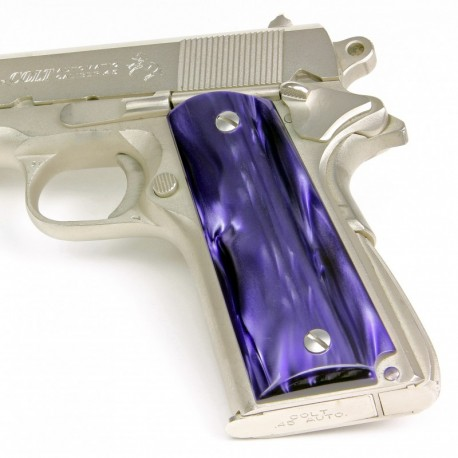 Beretta 92/M9 Series Kirinite Wicked Purple Grips