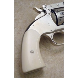 Navy Arms Schofield Ultra Ivory Grips