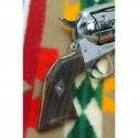 """Ruger """"Old"""" Vaquero Rosewood Traditional Grips"""
