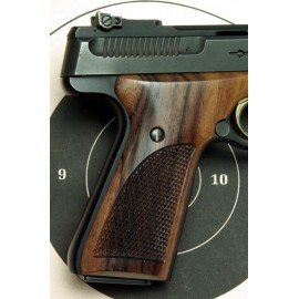 Browning Buckmark and Challenger Thumbrest Rosewood Grips