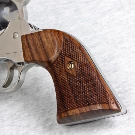 Rosewood Ruger New Vaquero Gunfighter Grips