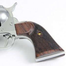 Ruger NEW Vaquero Gunfighter II Rosewood Grips