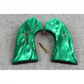 "Ruger ""Old"" Vaquero Kirinite® Green Pearl Gunfighter Grips"