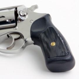 Ruger SP101 Kirinite® Black Pearl Grip Inserts
