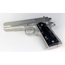Kirinite™ BLACK PEARL Grips for the 1911