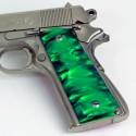 1911 Kirinite® Green Pearl Grips