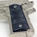 1911 Officer's Compact Kirinite® Black Pearl Grips