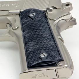 Kirinite™ BLACK PEARL Grips for the 1911